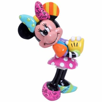 Minnie Mouse Blushing Mini Figurine