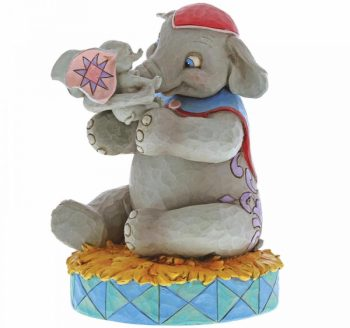 A Mother's Unconditional Love (Mrs Jumbo and Dumbo Figurine)
