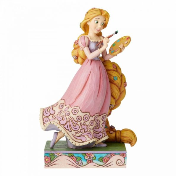 Adventurous Artist (Rapunzel Princess Passion Figurine)