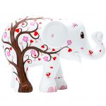 BLOSSOMING TREE OF LOVE 10CM