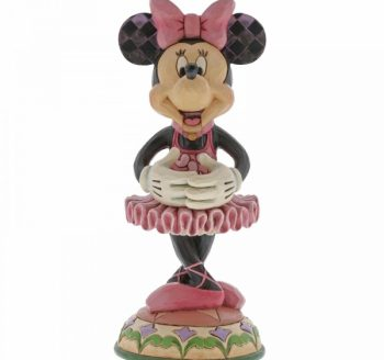 Beautiful Ballerina (Minnie Mouse Figurine)