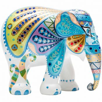 Mosaic Wings figurine