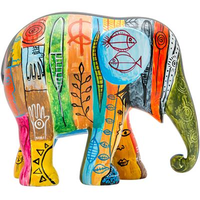 Psycho Elephant Antropofágico Tropical 75CM