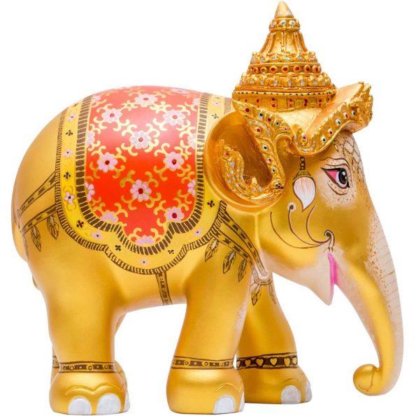 Royal elephant Gold 75CM