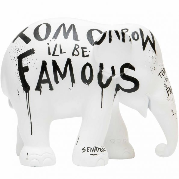 Tomorrow I'll Be Famous 75CM