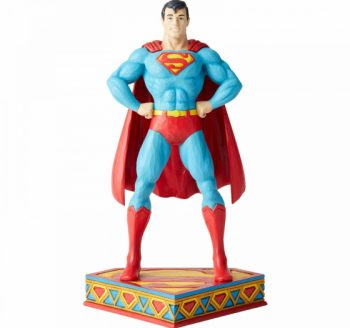 Man of Steel (Superman Silver Age Figurine)