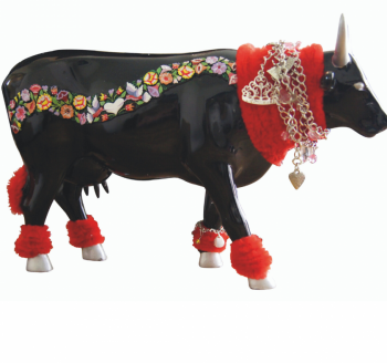 H@ute Cow-ture (large) figurine