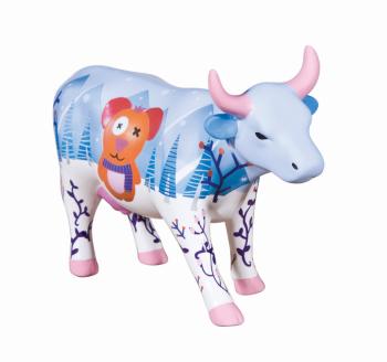Bariloche (medium ceramic) Cow figurine