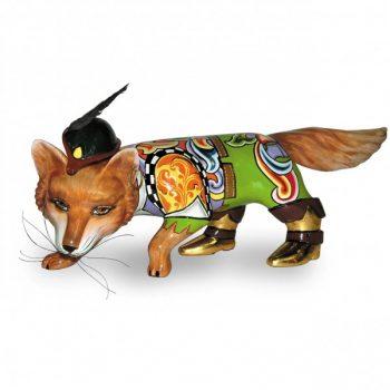 FOX ROBIN L