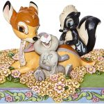 Childhood Friends - Bambi and Friends Figurine