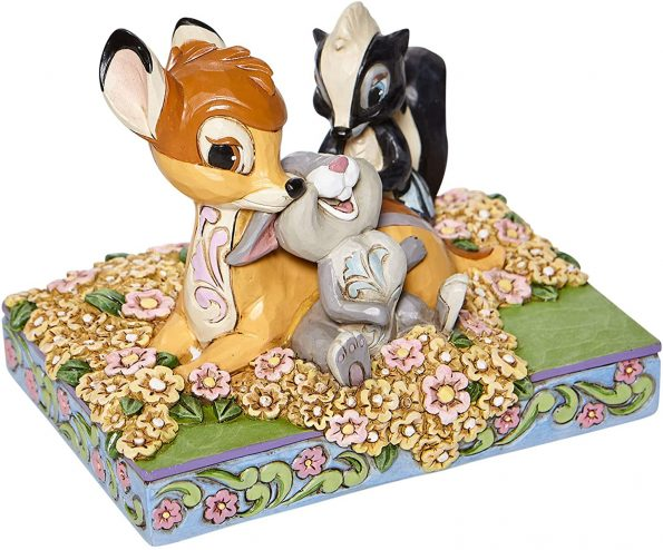 Childhood Friends - Bambi and Friends Figurine 3