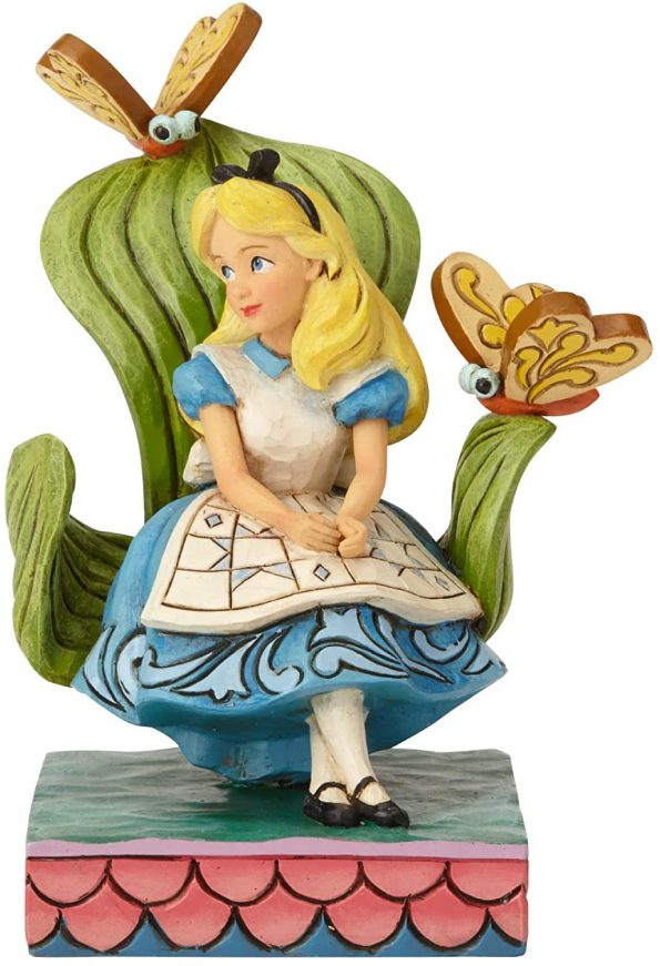 Curiouser and Curiouser (Alice in Wonderland Figurine) 2