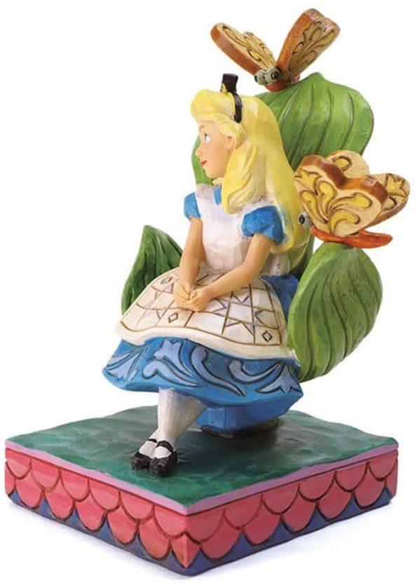 Curiouser and Curiouser ( 6Alice in Wonderland Figurine) 6