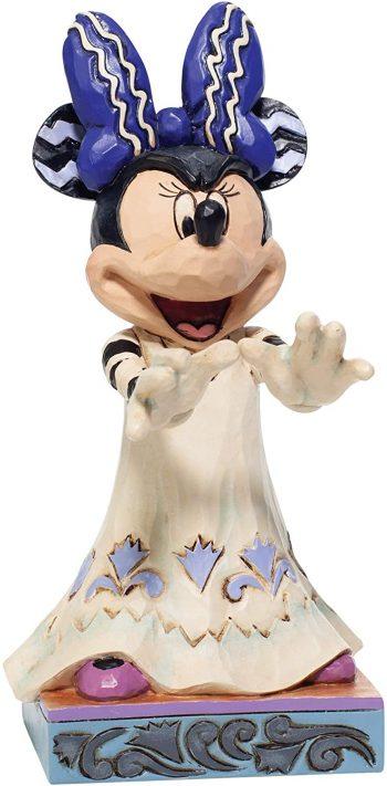 Disney Traditions Scream Queen (Halloween Minnie Mouse Figurine)