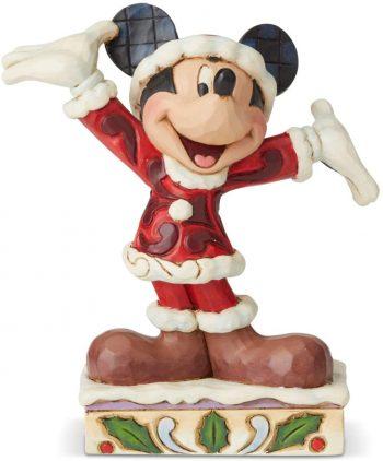 Tis a Splendid Season (Mickey Mouse Figurine)